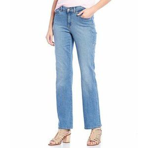 Levis Floral embroidered classic bootcut jeans 12
